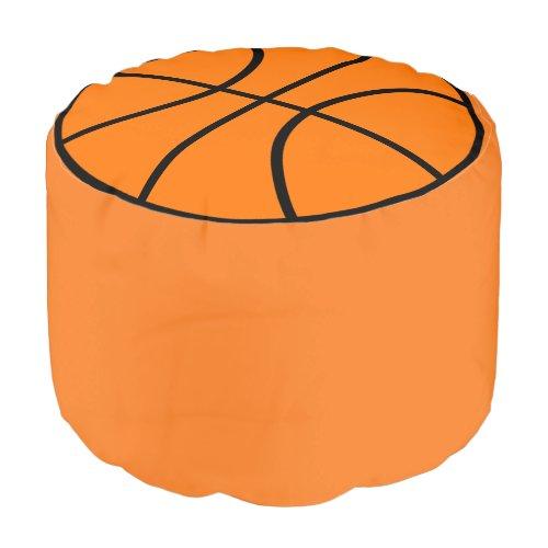 Basketball Sports Ottoman Kids Bedroom Pouf Gift