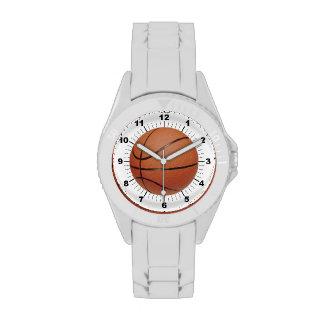 Basketball Sports Peace Love Party Destiny Digital Wrist Watch