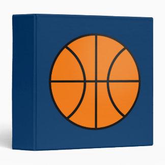 Basketball Sports School Team Binder