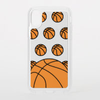 Basketball Sports Speck iPhone X Case