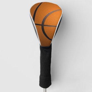 Basketball Sports Theme Golf Head Cover