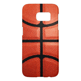 Basketball Sports Theme Photo Gift Idea Samsung Galaxy S7 Case