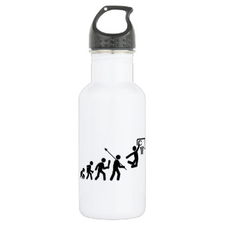 Basketball Stainless Steel Water Bottle