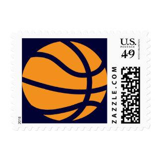 basketball. stamps