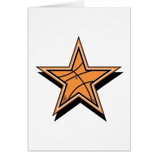 Basketball Star Card