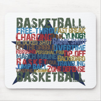 BASKETBALL STAR gifts Mouse Pad