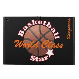 Basketball Star iPad Air Cover
