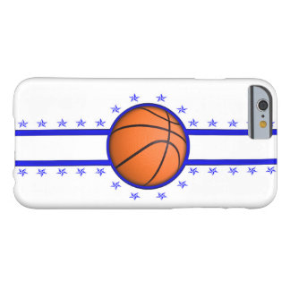 Basketball star is a champion. barely there iPhone 6 case
