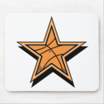 Basketball Star Mouse Pads