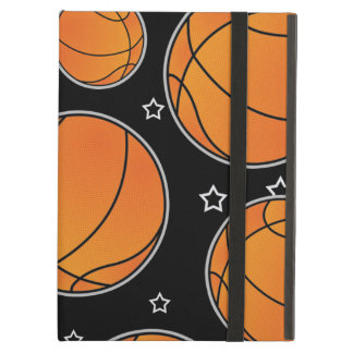 Basketball Star Pattern Cover For iPad Air