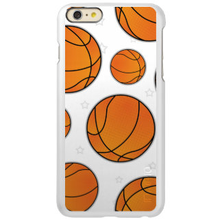 Basketball Star Pattern Incipio Feather Shine iPhone 6 Plus Case