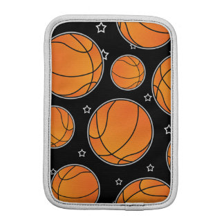 Basketball Star Pattern iPad Mini Sleeve