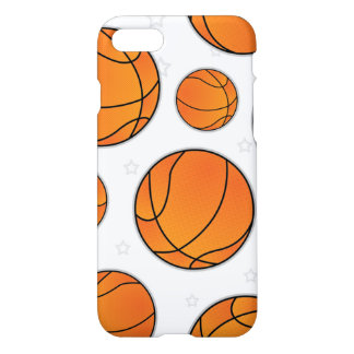 Basketball Star Pattern iPhone 8/7 Case