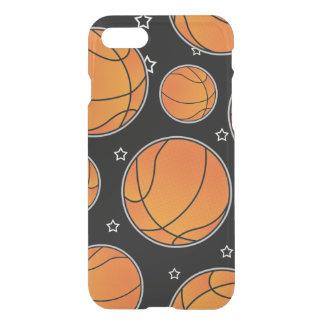 Basketball Star Pattern iPhone 8/7 Case