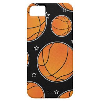 Basketball Star Pattern iPhone SE/5/5s Case