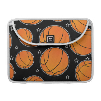 Basketball Star Pattern Sleeves For MacBook Pro