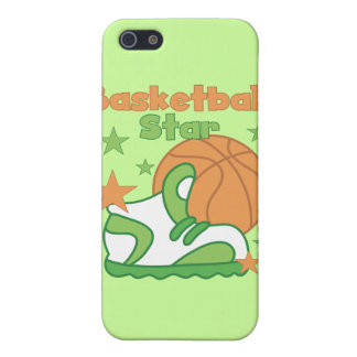 Basketball Star Shoe T-shirts and Gifts Cases For iPhone 5