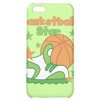 Basketball Star Shoe T-shirts and Gifts iPhone 5C Case