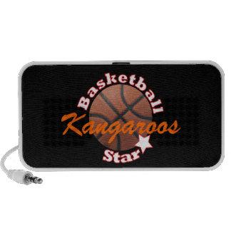 Basketball Star Travelling Speaker