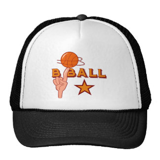 Basketball Star T-shirts and Gifts Trucker Hat