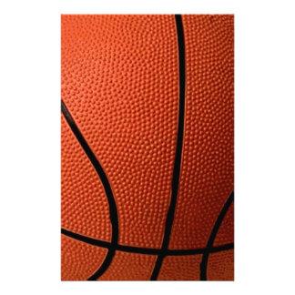 Basketball Stationery