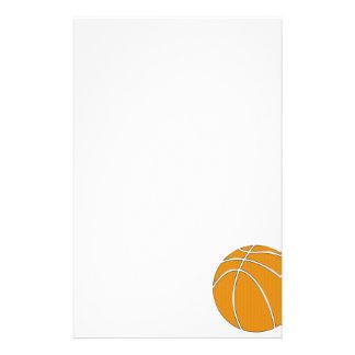 Basketball Stationery Paper