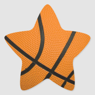 Basketball Star Stickers