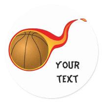 basketball sticker