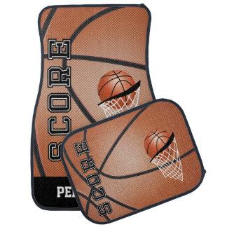 Basketball Style   Personalize Car Mat