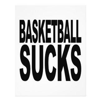 Basketball Sucks Flyer