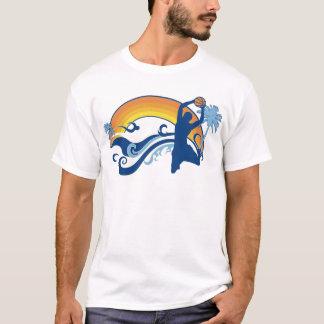 basketball. summersetz. T-Shirt