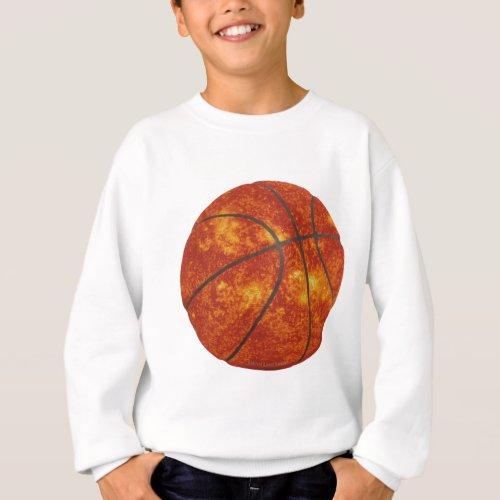 Basketball Sun Sweatshirt