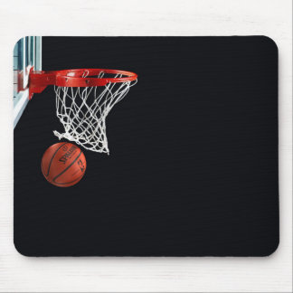 Basketball Swish NBA Mouse Pad