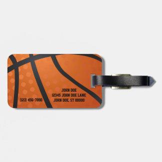 Basketball Tags For Luggage