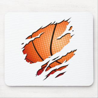 Basketball Tapis De Souris