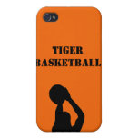 Basketball team iPhone 4 covers