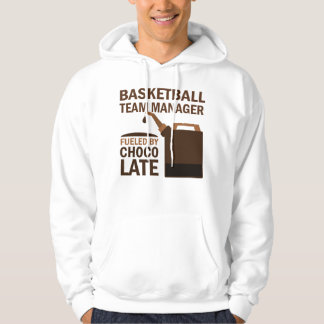 Basketball Team Manager Gift (Funny) Hoodie