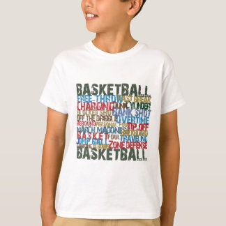 BASKETBALL TERMS gifts T-Shirt