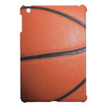BASKETball texture iPad Mini Cases