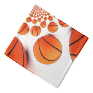 Basketball the game of champions bandana