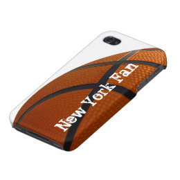 Basketball Theme iPhone 4 Case