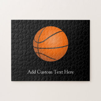 Basketball Theme Puzzle