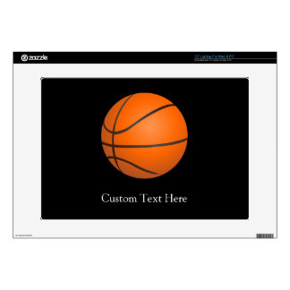 Basketball Theme Decal For Laptop