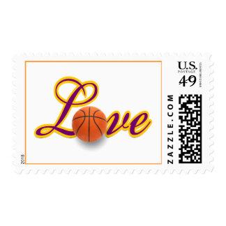 Basketball Theme Weddings Sports Theme Weddings Postage