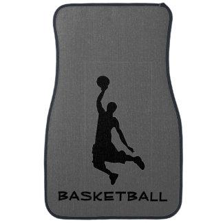 Basketball-Themed Car Mats