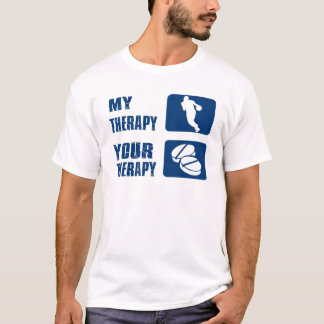 Basketball therapy designs T-Shirt