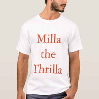 Basketball Thriller T-Shirt