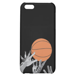 Basketball Tip Off and Gifts iPhone 5C Case