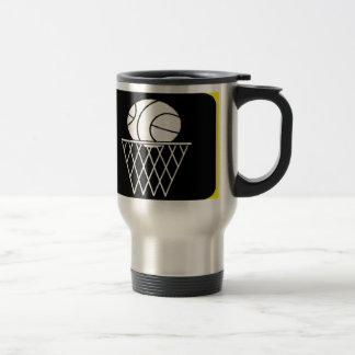 Basketball Travel Mug Gift