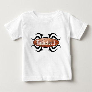 Basketball Tribal 2 Baby T-Shirt